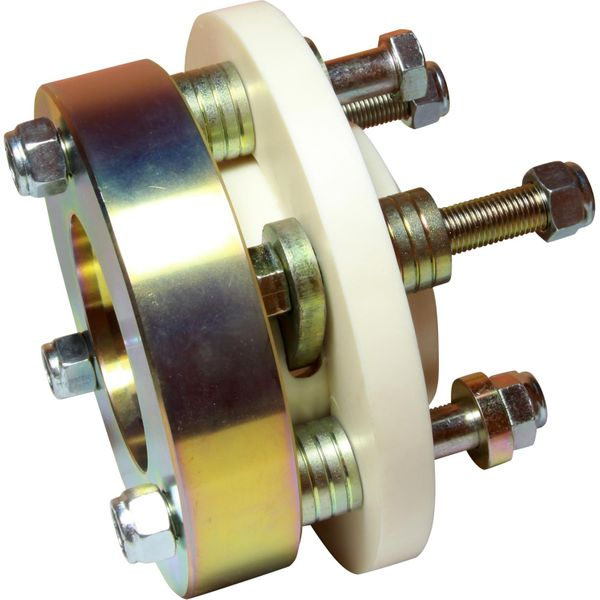 R&D Flexible Coupling 910-052 for Lister Couplings