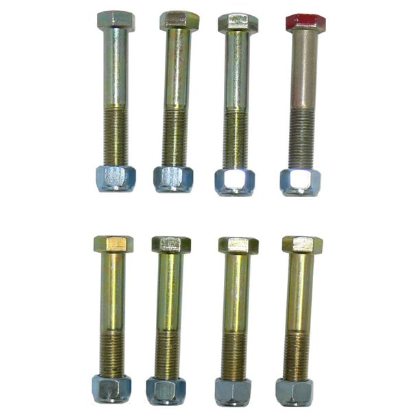 "R&D Marine Nut and Bolt Kit (5"" Coupling / 8)"