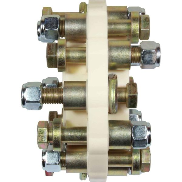"""R&D Flexible Coupling 910-025 for 6"""" Gearbox Couplings"""