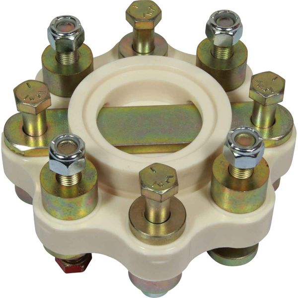 """R&D Flexible Coupling 910-029 for 5"""" Gearbox Couplings"""