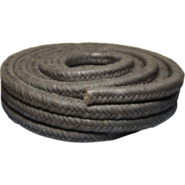 DriveForce Graphite Cotton Gland Packing (16mm / 8 Metre Coil)