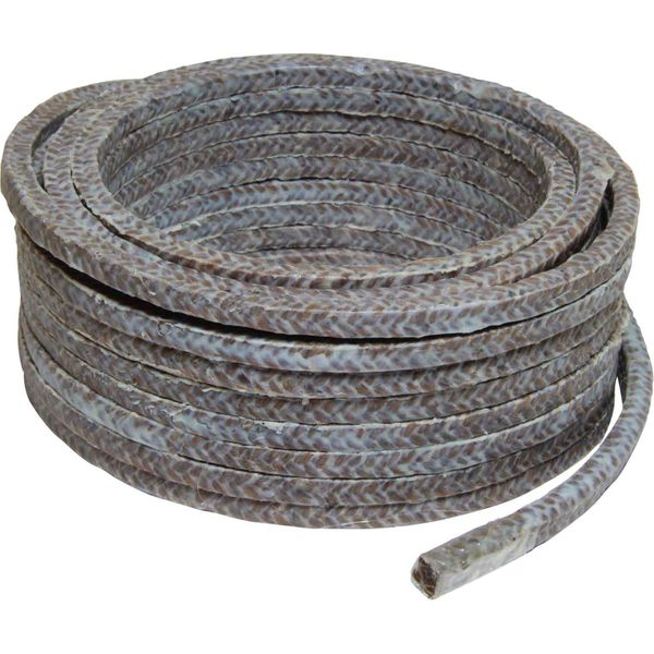 Drive Force PTFE Flax Sturntite Gland Packing (5mm / 8 Metre Coil)