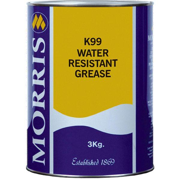 Morris K99 Water Resistant Grease (3kg)