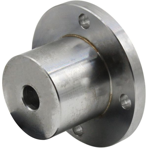 "R&D Marine 4"" Solid Half Coupling Pilot Bored"