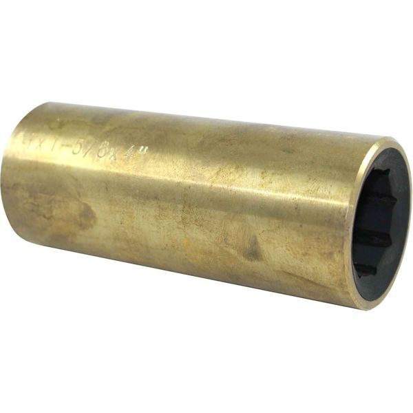 "Drive Force Brass Shaft Bearing (1"" Shaft / 1-5/8"" OD / 4"" Length)"