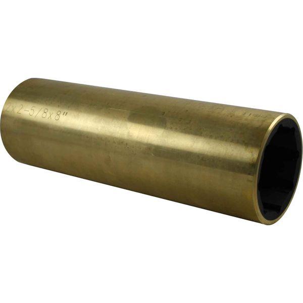"Drive Force Brass Shaft Bearing (2"" Shaft / 2-5/8"" OD / 8"" Length)"