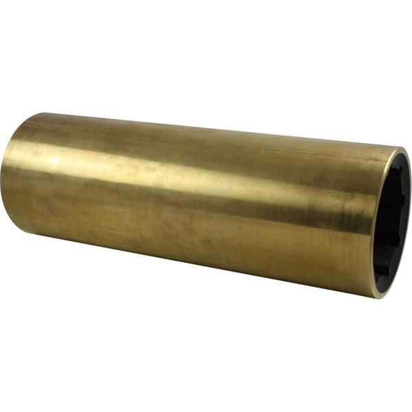 "Drive Force Brass Shaft Bearing (2-1/2"" Shaft, 3-1/8"" OD, 10"" Length)"