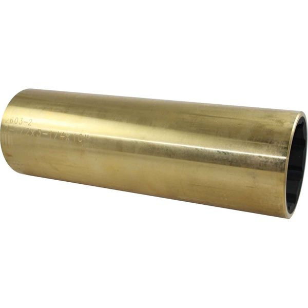 "Drive Force Brass Shaft Bearing (2-1/2"" Shaft, 3-1/4"" OD, 10"" Length)"