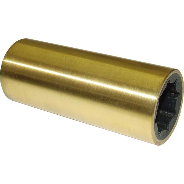Drive Force Brass Shaft Bearing (25mm Shaft / 40mm OD / 100mm Long)
