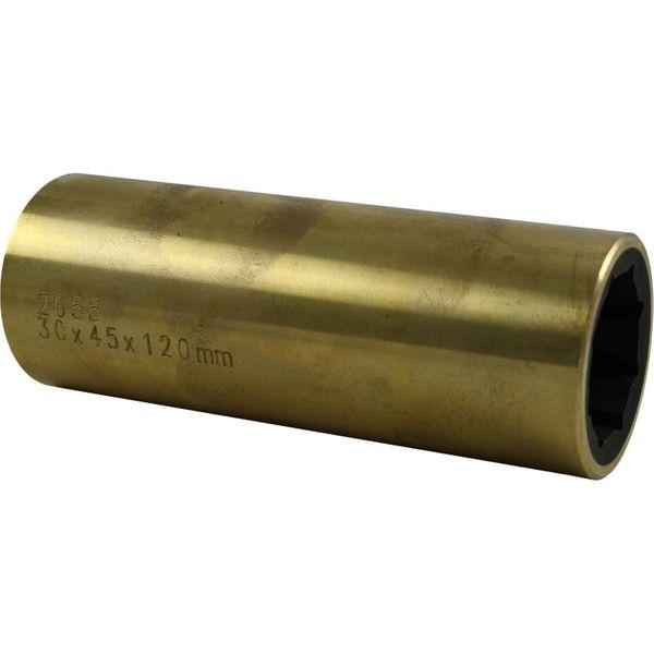 Drive Force Brass Shaft Bearing (30mm Shaft / 45mm OD / 120mm Length)