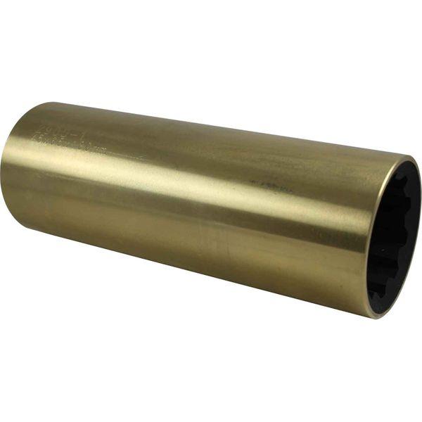 AG Brass Shaft Bearing (45mm Shaft / 65mm OD / 180mm Length)
