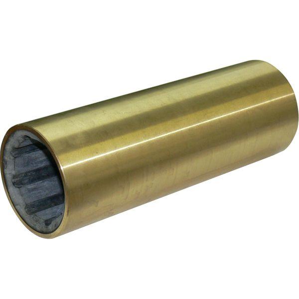 Drive Force Brass Shaft Bearing (50mm Shaft / 70mm OD / 200mm Length)