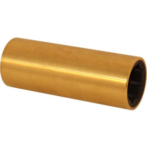 """AG Brass Shaft Bearing (30mm Shaft, 1-3/4"""" OD, 120mm Length)"""