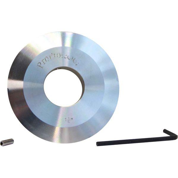 "Prop Protector Rope Cutter (Slide On / 1-1/8"" Shaft / 80mm Blade)"