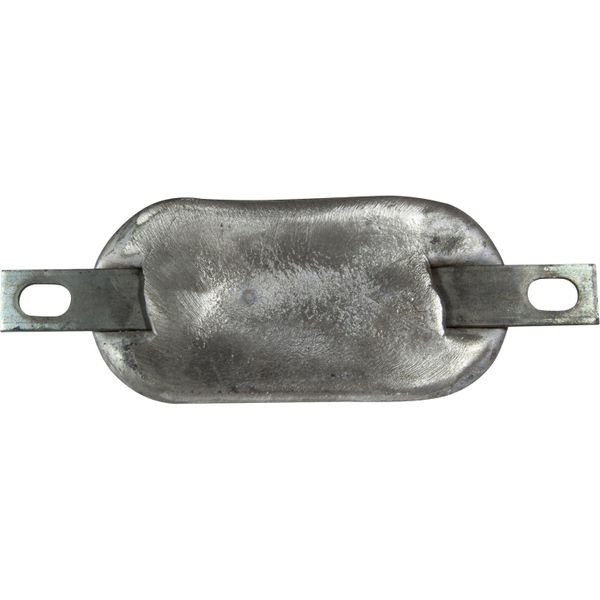 MG Duff MD79 Straight Magnesium Hull Anode for Fresh Waters (1.0kg)