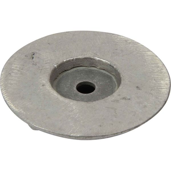 MG Duff MD56 Disc Shaped Magnesium Hull Anode for Fresh Waters 0.25kg