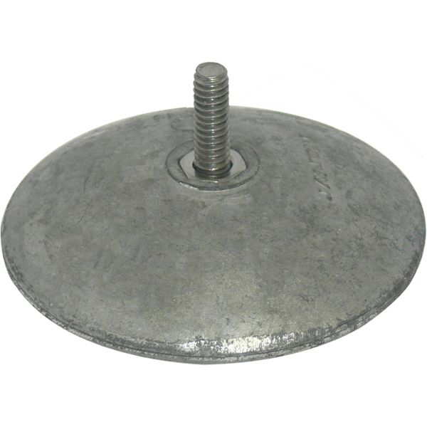 MG Duff MD59 Disc Shaped Magnesium Hull Anodes for Fresh Waters (Pair)