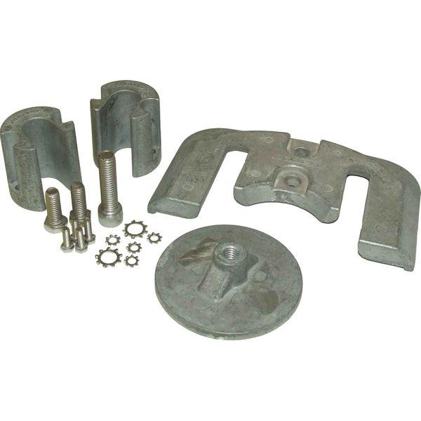 MG Duff Mercruiser Bravo 2 & 3 Magnesium Anode Kit