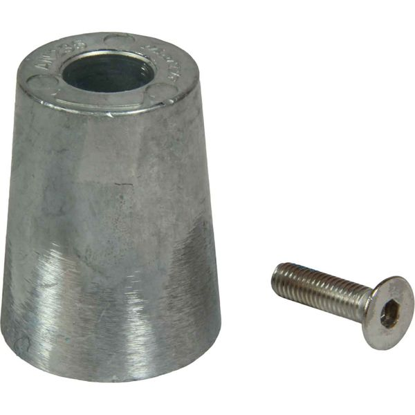 MG Duff CMAN235 Beneteau Zinc Shaft Nut Anode (35mm Inside Diameter)