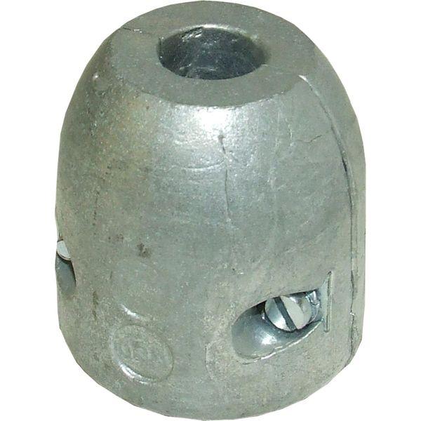 """MG Duff MGD34 Zinc Shaft Anode 3/4"""" Shaft (19mm Diameter)"""