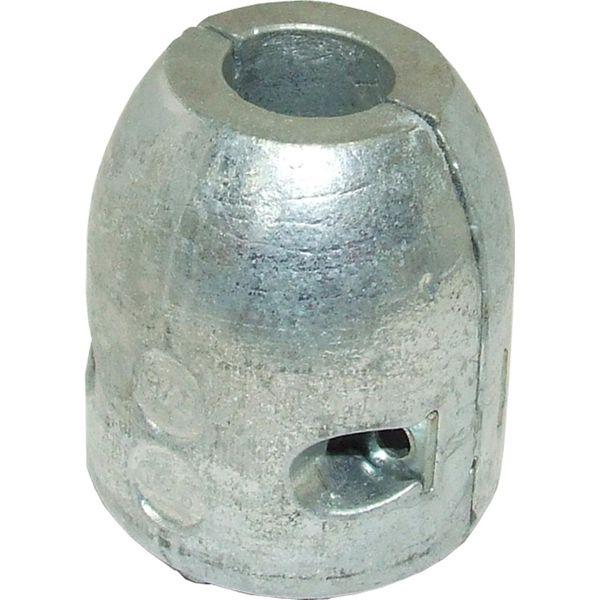 """MG Duff MGD78 Zinc Shaft Anode 7/8"""" Shaft (22mm Diameter)"""