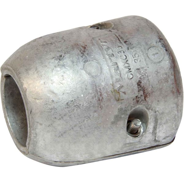 MG Duff Aluminium Shaft Anode (MG Duff MGDA35MM / MGD / 35mm ID)