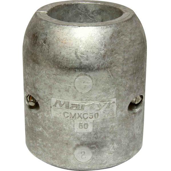 MG Duff Aluminium Shaft Anode (MG Duff MGDA50MM / MGD / 50mm ID)