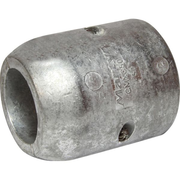 MG Duff Aluminium Shaft Anode (MG Duff MGDA50MM / MGD / 50mm ID)
