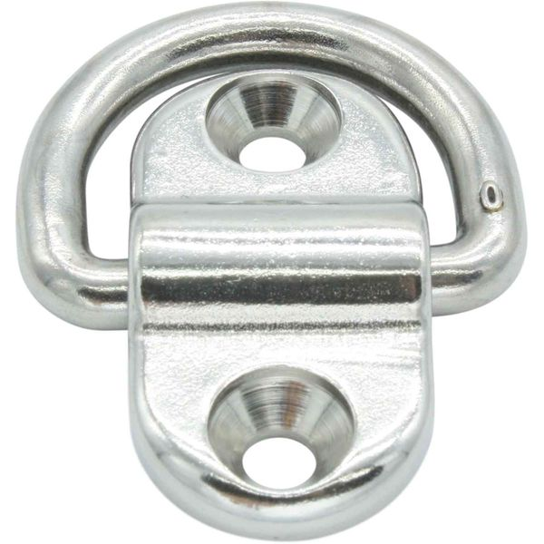4Dek Stainless Steel Folding Ring (54mm x 28mm)