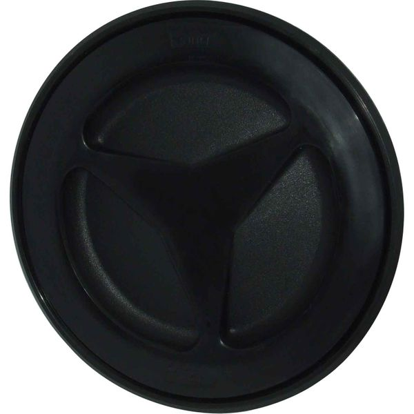 4Dek Plastic Watertight Inspection Cover (Black / 155mm Opening)