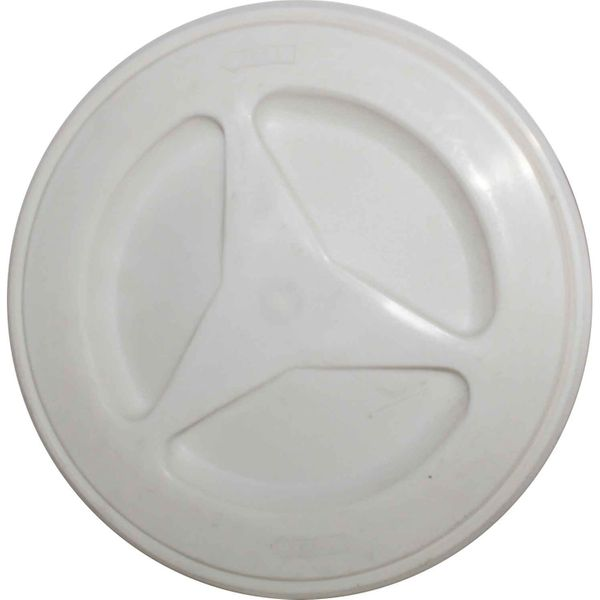 4Dek Plastic Watertight Inspection Cover (White / 155mm Opening)