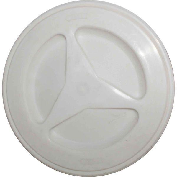 4Dek Plastic Watertight Inspection Cover (White / 155mm Opening)