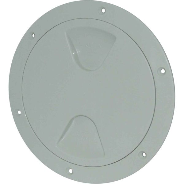 4Dek Plastic Watertight Inspection Cover (White / 152mm Opening)