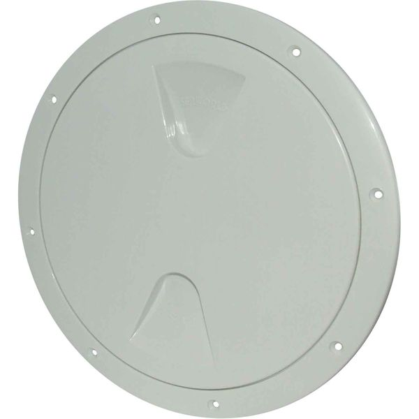 4Dek Plastic Watertight Inspection Cover (White / 203mm Opening)