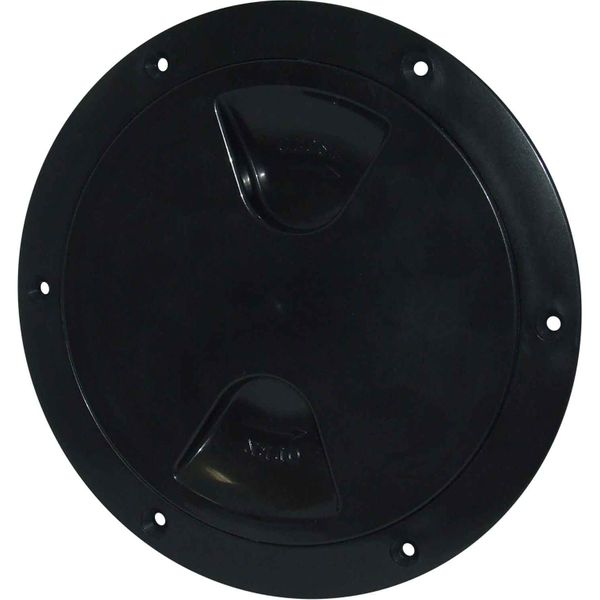 4Dek Plastic Watertight Inspection Cover (Black / 125mm Opening)