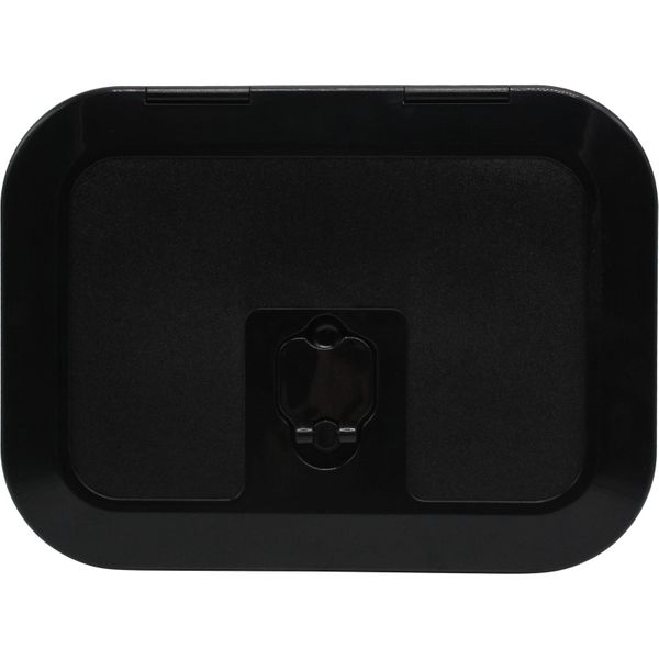 4Dek Black Plastic Inspection Hatch (295mm x 198mm)
