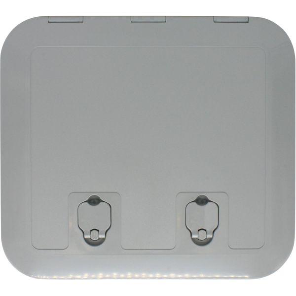 4Dek Grey Plastic Inspection Hatch (430mm x 375mm)