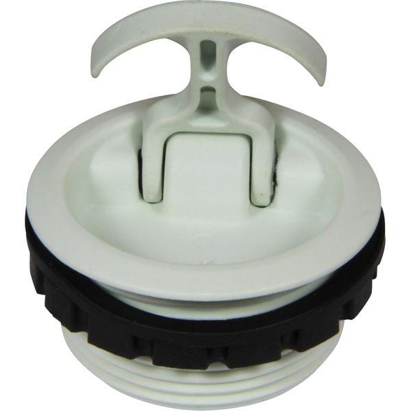Perko 0675 Self Adjusting Slam Latch (White)