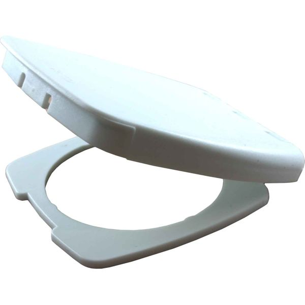 Perko 1089 Flush Latch Cover (70mm x 83mm / White)