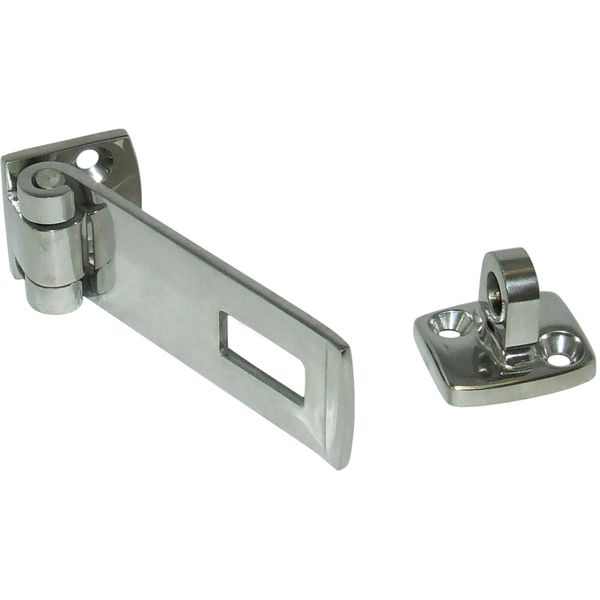 4Dek Stainless Steel Lockable Swivel Latch (75mm x 26mm)