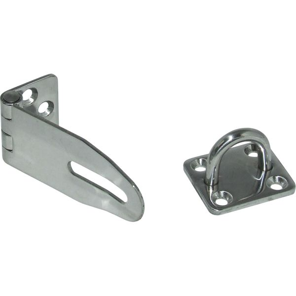 4Dek Stainless Steel Folding Lockable Latch (33mm x 67mm)