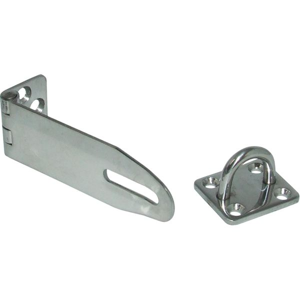 4Dek Stainless Steel Folding Lockable Latch (33mm x 87mm)