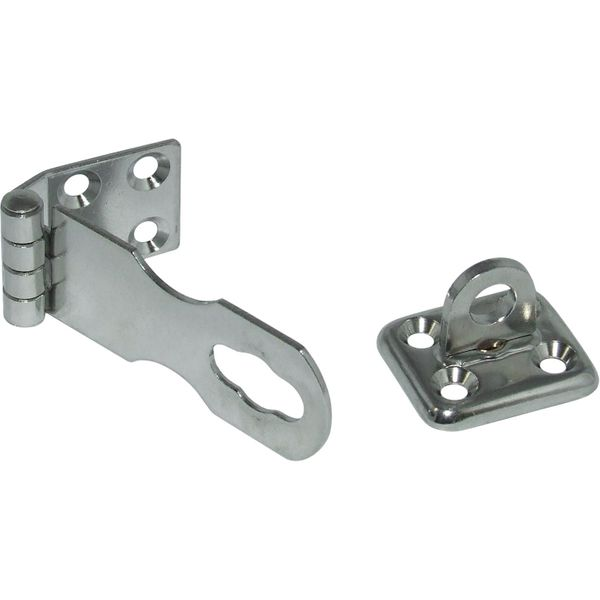 4Dek Stainless Steel Lockable Folding Swivel Latch (64mm x 32mm)