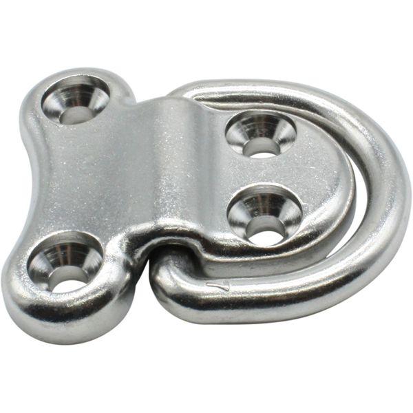 4Dek Stainless Steel Folding Ring (76mm x 76mm)