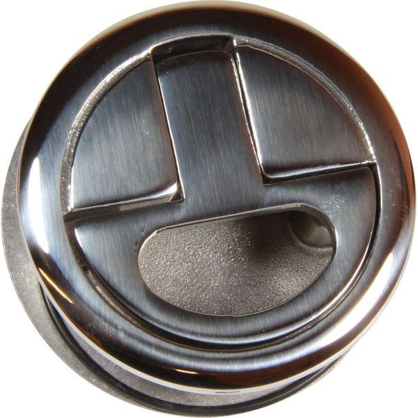 4Dek Stainless Steel Folding Ring (70mm Diameter)