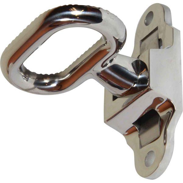 4Dek Stainless Steel Folding Step (110mm x 45mm)
