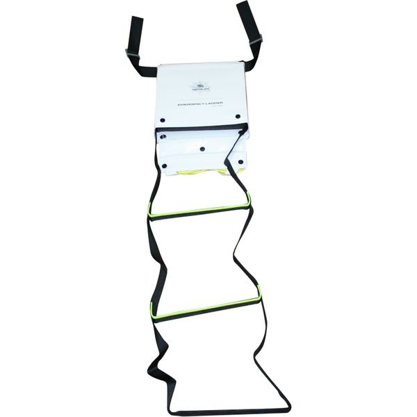Osculati Emergency Ladder in Case (3300mm x 250mm, ISO 15085)