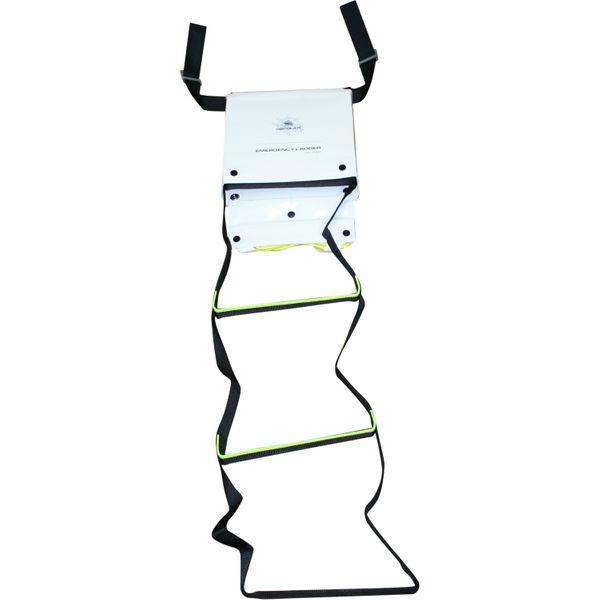Osculati Emergency Ladder in Case (3300mm x 250mm, ISO 15085)