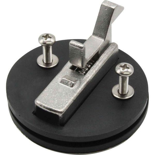 4Dek Stainless Steel Pull Latch (51mm ID)