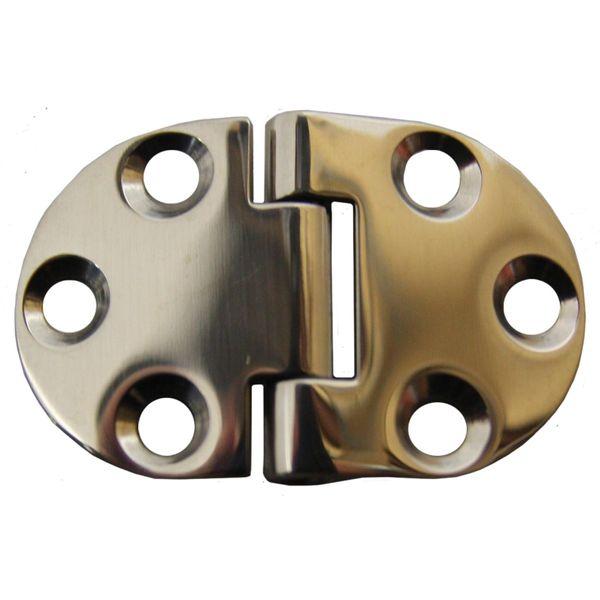 4Dek Stainless Steel Hinge (47mm x 30mm / Reversed Pin)
